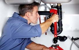 Plumbing is the system of pipes, fixtures, drains, valves